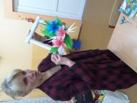 Senior w formie - zajęcia artystyczne