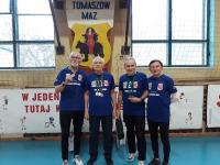 III Tomaszowska Spartakiada Seniorów 2018